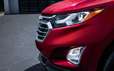 Cars wallpapers Chevrolet Equinox Premier - 2017