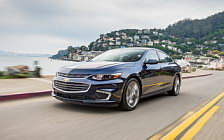 Cars wallpapers Chevrolet Malibu Premier - 2015