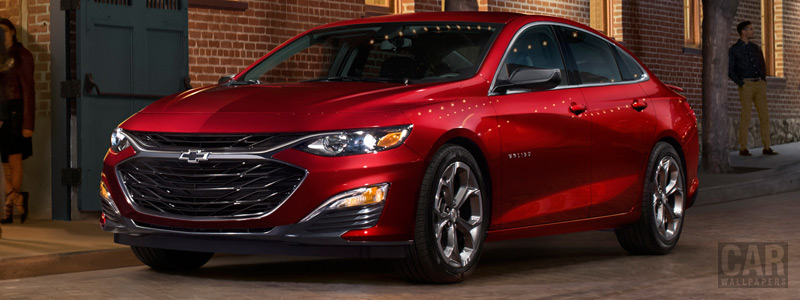 Cars wallpapers Chevrolet Malibu RS - 2018 - Car wallpapers