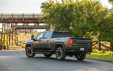 Cars wallpapers Chevrolet Silverado 2500 HD Custom Crew Cab - 2019