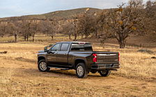 Cars wallpapers Chevrolet Silverado 2500 HD High Country Crew Cab - 2019