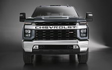 Cars wallpapers Chevrolet Silverado 2500 HD LT Z71 Crew Cab - 2019
