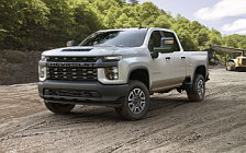 Cars wallpapers Chevrolet Silverado 2500 HD Work Truck - 2019