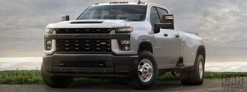 Cars wallpapers Chevrolet Silverado 3500 HD DRW Work Truck - 2019 - Car wallpapers