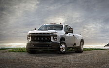 Cars wallpapers Chevrolet Silverado 3500 HD DRW Work Truck - 2019