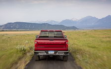 Cars wallpapers Chevrolet Silverado LTZ Z71 Crew Cab - 2018