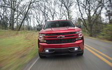 Cars wallpapers Chevrolet Silverado RST Crew Cab - 2018