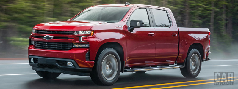 Cars wallpapers Chevrolet Silverado RST Z71 Duramax Crew Cab - 2019 - Car wallpapers