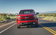 Cars wallpapers Chevrolet Silverado RST Z71 Duramax Crew Cab - 2019