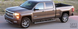 Chevrolet Silverado High Country Crew Cab - 2015