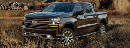 Chevrolet Silverado High Country Crew Cab - 2018