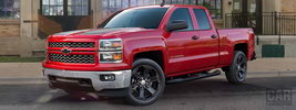 Chevrolet Silverado Rally Edition Double Cab - 2015
