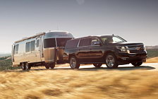 Cars wallpapers Chevrolet Suburban LTZ - 2017
