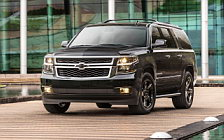 Cars wallpapers Chevrolet Suburban Midnight - 2017