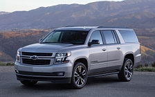 Cars wallpapers Chevrolet Suburban RST - 2018