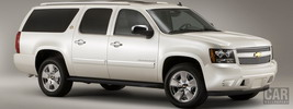 Chevrolet Suburban 75th Anniversary Diamond Edition - 2010