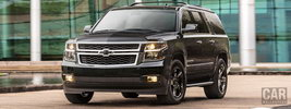 Chevrolet Suburban Midnight - 2017