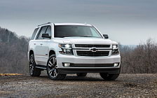 Cars wallpapers Chevrolet Tahoe RST - 2017