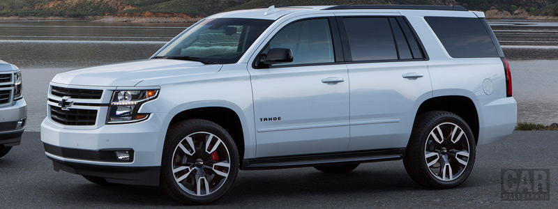 Cars wallpapers Chevrolet Tahoe RST - 2018 - Car wallpapers