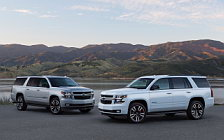 Cars wallpapers Chevrolet Tahoe RST - 2018