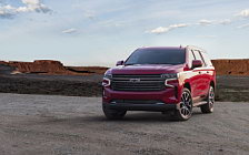 Cars wallpapers Chevrolet Tahoe RST - 2020