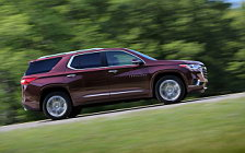 Cars wallpapers Chevrolet Traverse - 2017