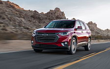 Cars wallpapers Chevrolet Traverse RS - 2018