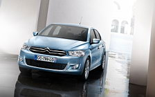 Cars wallpapers Citroen C-Elysee - 2012