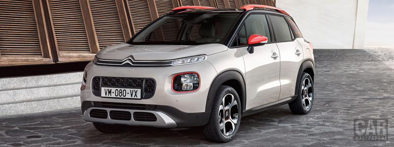 Cars wallpapers Citroen C3 Aircross - 2017 - Car wallpapers
