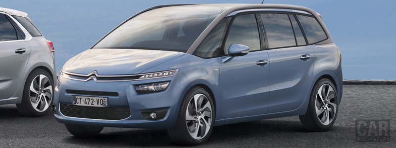 Cars wallpapers Citroen Grand C4 Picasso - 2013 - Car wallpapers