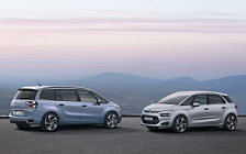 Cars wallpapers Citroen Grand C4 Picasso - 2013