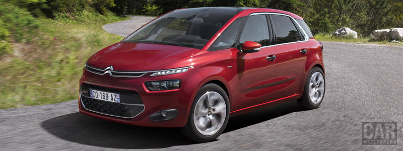 Cars wallpapers Citroen C4 Picasso - 2013 - Car wallpapers