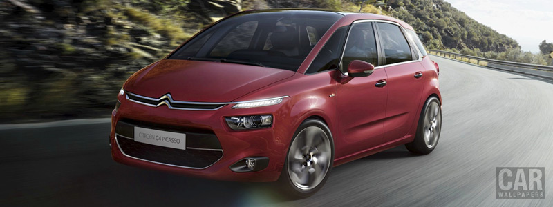 Cars wallpapers Citroen C4 Picasso - 2014 - Car wallpapers