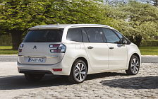 Cars wallpapers Citroen Grand C4 Picasso - 2016