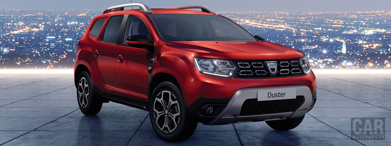 Cars wallpapers Dacia Duster Techroad - 2019 - Car wallpapers
