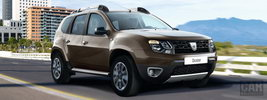 Dacia Duster Black Touch Black Shadow - 2016