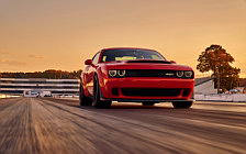 Cars wallpapers Dodge Challenger SRT Demon - 2017