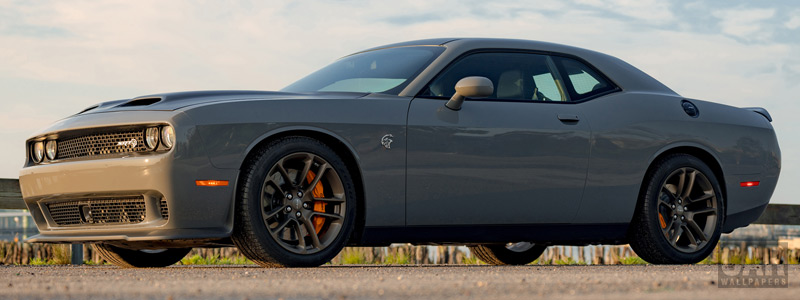 Cars wallpapers Dodge Challenger SRT Hellcat - 2018 - Car wallpapers