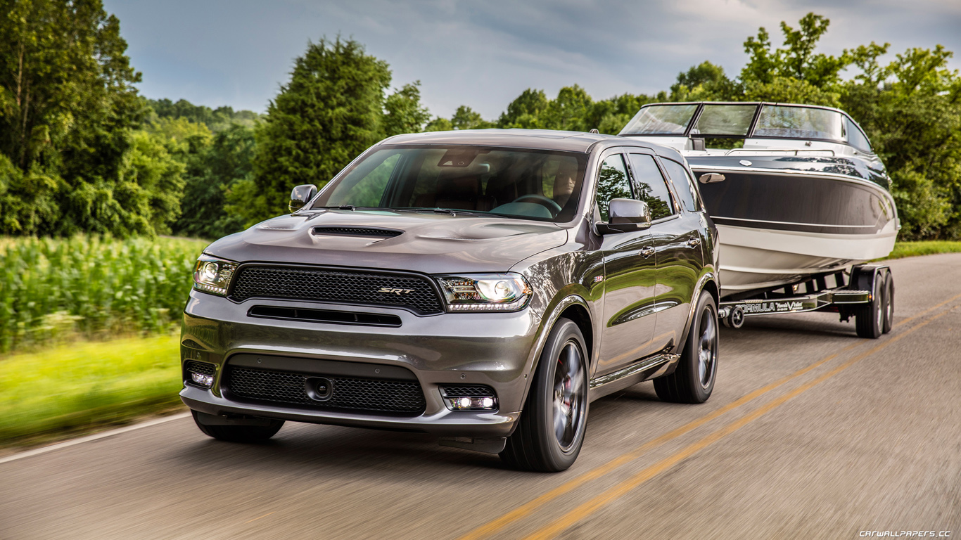 Cars Desktop Wallpapers Dodge Durango Srt 2017 Page 7