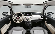 Cars wallpapers Fiat 500C Collezione - 2018