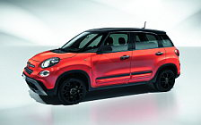 Cars wallpapers Fiat 500L City Cross - 2017