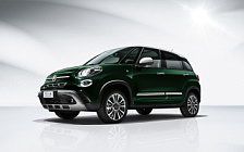 Cars wallpapers Fiat 500L Cross - 2017