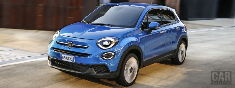 Cars wallpapers Fiat 500X Urban - 2018 - Car wallpapers