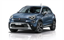 Cars wallpapers Fiat 500X Cross Mirror - 2019