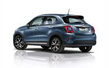 Cars wallpapers Fiat 500X Mirror - 2019