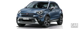 Fiat 500X Cross Mirror - 2019