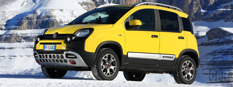 Cars wallpapers Fiat Panda Cross - 2018 - Car wallpapers