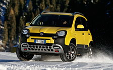 Cars wallpapers Fiat Panda Cross - 2018