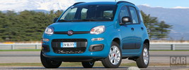 Fiat Panda Natural Power - 2012