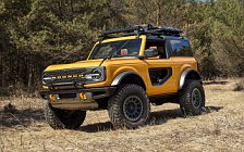 Cars wallpapers Ford Bronco 2-Door - 2020